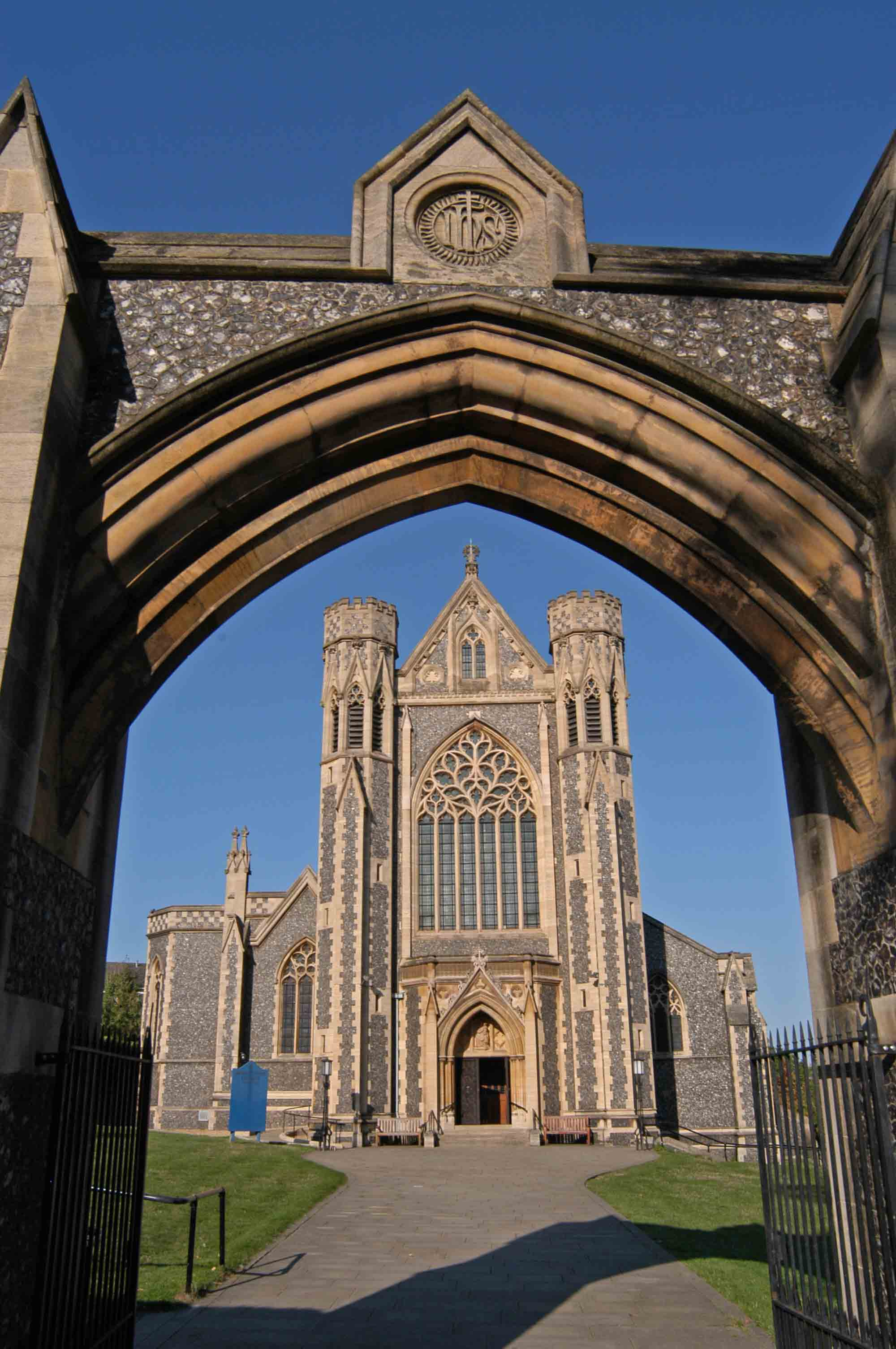 Church gateway